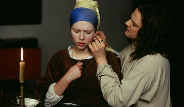 2003 Girl with a Pearl Earring