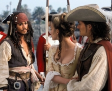 2003 Pirates of the Caribbean- the Curse of the Black Pearl