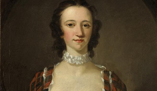 1747 - Richard Wilson - Flora MacDonald - Scottish National Portrait Gallery