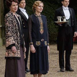 Downton Abbey series 6 episode 1