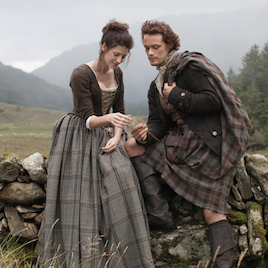 Outlander (2014- ) TV series costumes