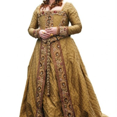 "Queen Elizabeth in ""The Day of the Doctor"""