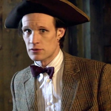 Fezzes may be cool, but Matt Smith manages to make tricorns look uncool.