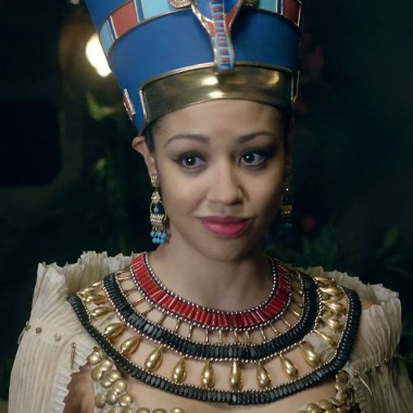 Nefertiti is dubious about this episode.