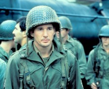 "Richard Gere in ""Yanks"""