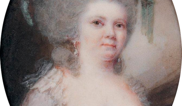 The real Rose Bertin by Peter Adolf Hall, before 1793 | Drouot