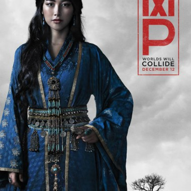 "Woman in Netflix promo shot for ""Marco Polo."""