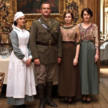 2010-15 Downton Abbey season 2