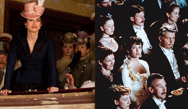 Anna Karenina comparison