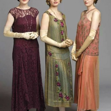 Mary, Rose, and Edith.