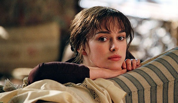 Keira Knightley historical movies