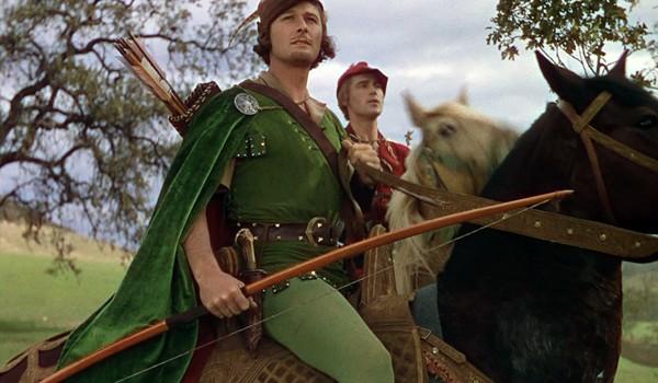 Errol Flynn The Adventures of Robin Hood (1938)
