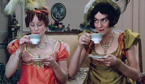Pride and Prejudice (1995), Bingley sisters