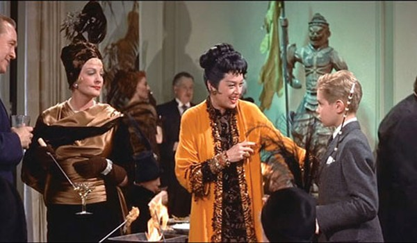 Auntie Mame (1958) costume review