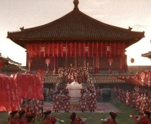 The Last Emperor (1987) costume review