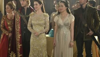 haute couture reign tv show