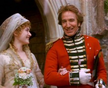 Alan Rickman historical costume movies
