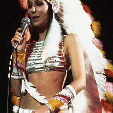 "Would Cher's ""Half-Breed"" song & Mackie's costume fly today?"