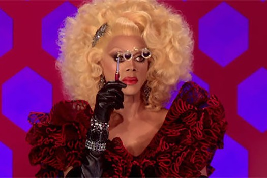 drag queens on film and TV