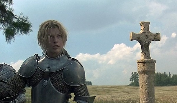 joan of arc on film