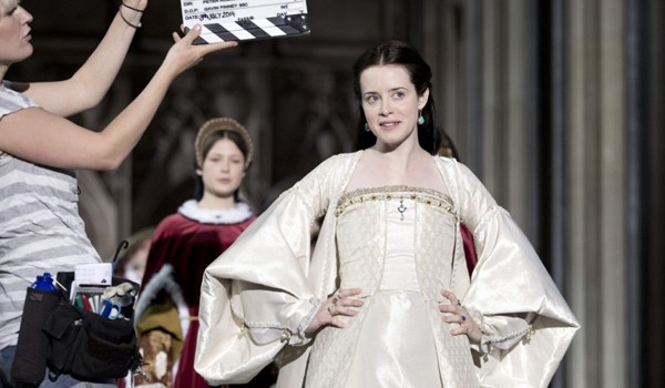 Behind the scenes of Wolf Hall
