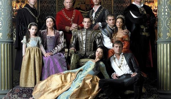 THE TUDORS 2007-10