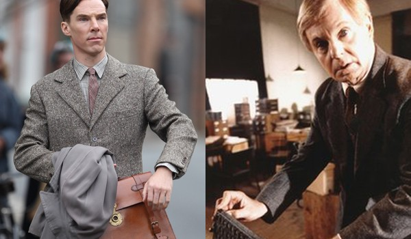 The Imitation Game vs. Breaking the Code