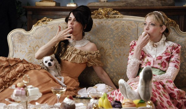 Another Period on Comedy Central