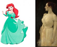 Disney Princesses Flashback
