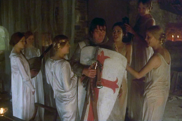 Monty Python and the Holy Grail Frock-Along –