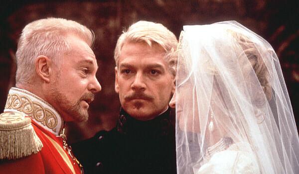 "Kenneth Branagh in ""Hamlet"" (1996)"