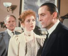 Sherlock holmes & the Master Blackmailer (1993) starring Jeremy Brett