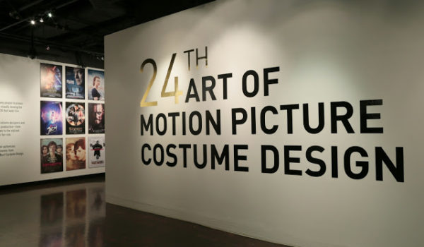 FIDM movie costumes exhibit 2016