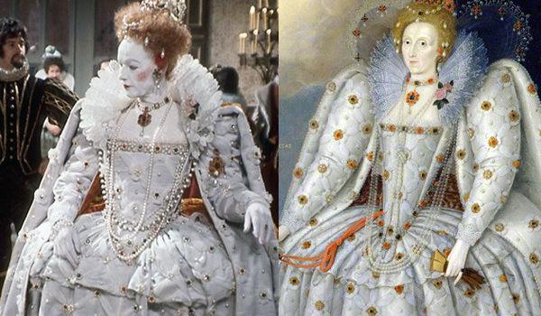 Elizabeth R 1971 Ditchley gown