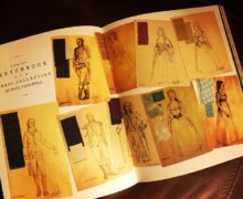 Hamilton (2015), costume designer Paul Tazewell's sketch book
