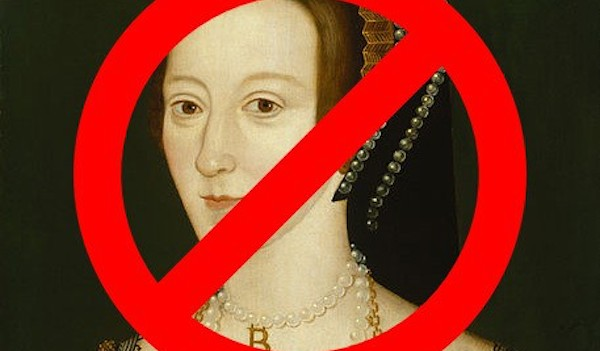 Not Anne Boleyn