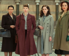 The Bletchley Circle (2012-2014)