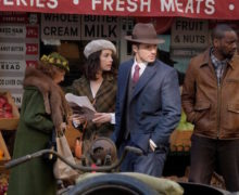 Timeless (2016) tv show NBC