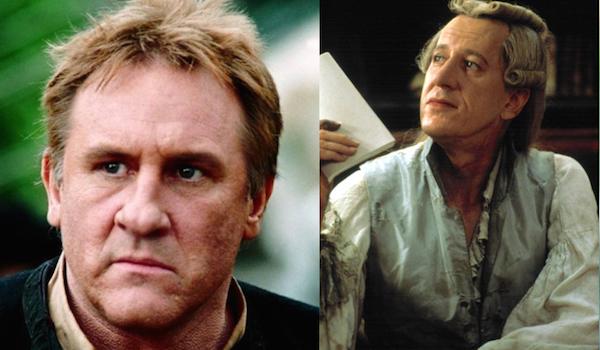 Gerard Depardieu Geoffrey Rush