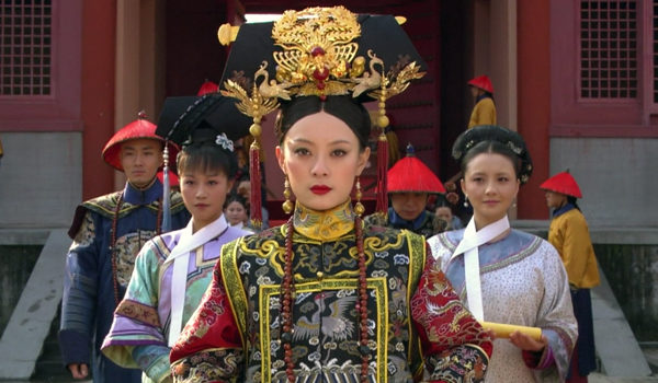 Empresses in the Palace (2015) / Legend of Zhen Huan (2011)