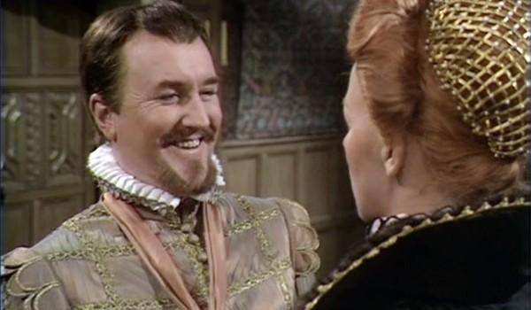 Robert Hardy in Elizabeth R (1971)