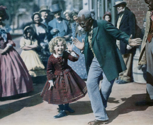 Shirley Temple & Bill Robinson
