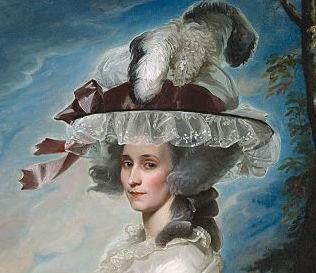 1784 Copley Mrs. Daniel Denison Rogers (Abigail Bromfield)