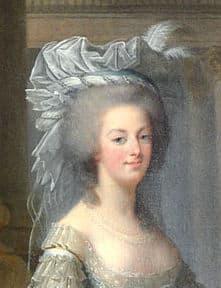 Marie-Antoinette by Elisabeth Vigée Le Brun, 1783