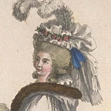 Cabinet des Modes 1785
