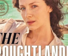 Outlander Entertainment Weekly cover