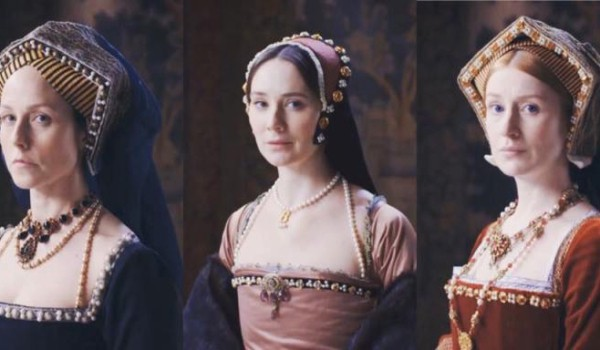 """Lucy Worsley's """"Six Wives"""" (2016)"""
