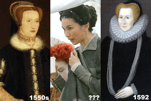Mary Queen Of Scots Movie Bess Of Hardwick Tv Shows Airing