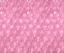 pink bubblewrap