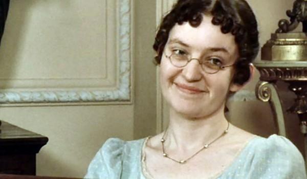 Maria Bennet in Pride and Prejudice (1995)